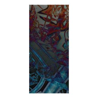 Baroque Spire Custom Rack Cards