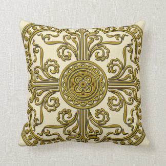 Antique Gold Decorative Pillows : Antique Gold Pillows - Decorative & Throw Pillows Zazzle