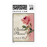 Baroque Style Vintage Rose Lace Stamp