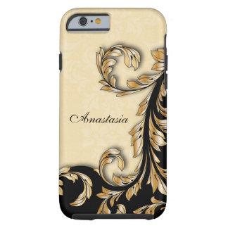 Baroque Swirls iPhone 6 case