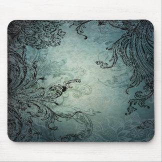 Baroque Swirls Mousepad