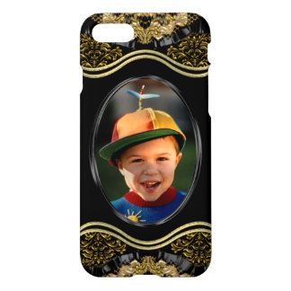 Baroque VII  Insert your own Photo iPhone 8/7 Case