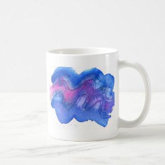 Baros shells coffee mug