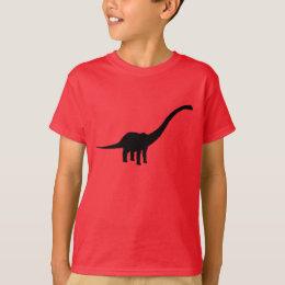 Barosaurus Dino Dinosaur T-Shirt