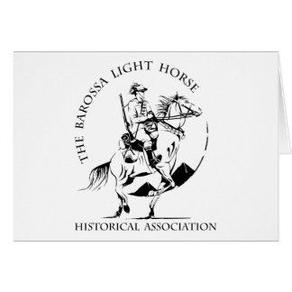 Barossa Light Horse Merchandise Card