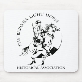 Barossa Light Horse Merchandise Mouse Pad