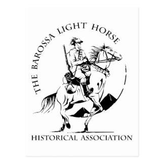 Barossa Light Horse Merchandise Postcard