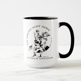 Barossa Light Horse Mug