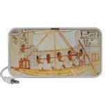 Barqueros en el Nilo, de la tumba de Sennefe Mp3 Altavoces