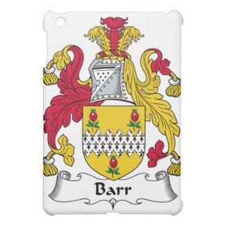 Barr Family Crest iPad Mini Case