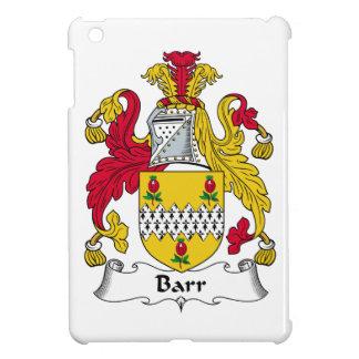 Barr Family Crest iPad Mini Cases