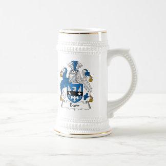 Barr Family Crest Coffee Mug