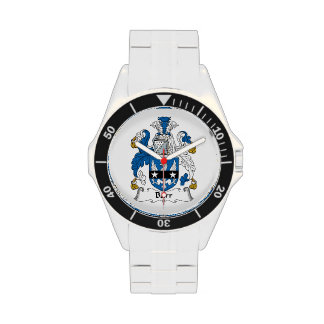 Barr Family Crest Watches