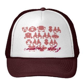 Barra al azar gorra