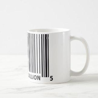 BARRA código Tazas De Café