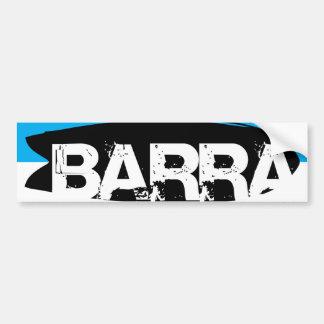 Barra DA Tijuca, RJ Etiqueta De Parachoque