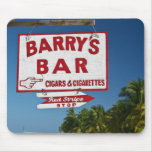 Barra de Barrys Alfombrilla De Raton