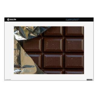 "Barra de chocolate 15"" ordenador portátil para el skins para 38,1cm portátil"