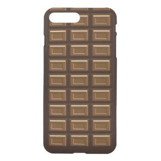 Barra de chocolate iPhone7 más el caso claro Fundas Para iPhone 7 Plus