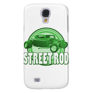 barra de la calle con estilo en verde