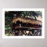 Barra de la casa en el árbol del mesón de Toby, Mo Poster