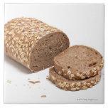 Barra de pan azulejo cuadrado grande