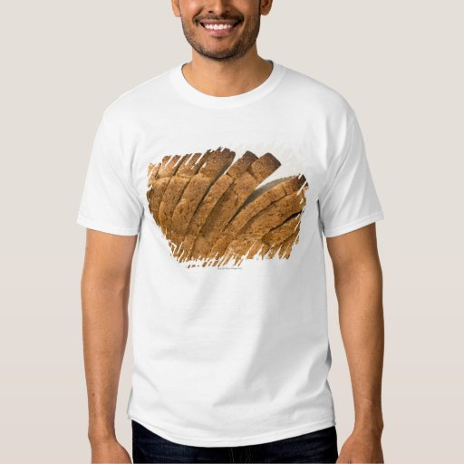 Barra de pan cortada polera