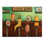 Barra de sushi postal