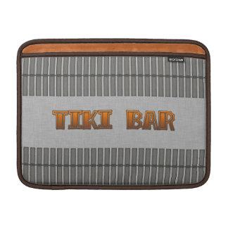 Barra de Tiki Fundas Macbook Air