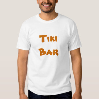 Barra de Tiki Playera