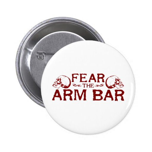 Barra del brazo pin redondo de 2 pulgadas