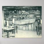 Barra del buque insignia, Provincetown, vintage de Posters