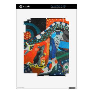 Barra del jazz iPad 2 skins