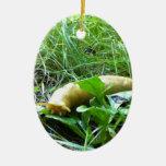 Barra del plátano ornamento de navidad