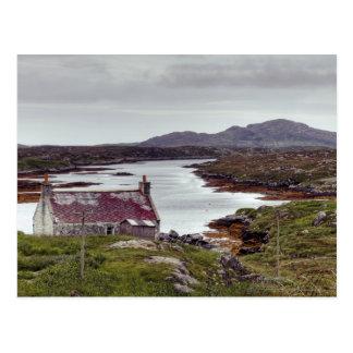 Barra Island Outer Hebrides Postcard