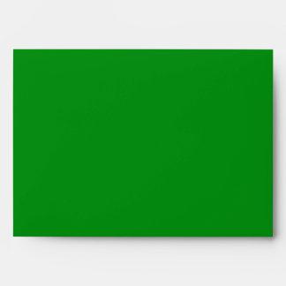 Barra Mitzvah azul y verde en cualquier color Sobre