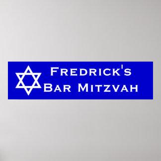 Barra Mitzvah Impresiones