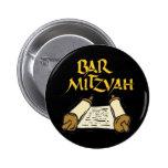 Barra Mitzvah Pin