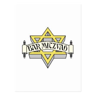 Barra Mitzvah Tarjetas Postales