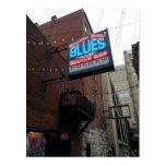 Barra Nashville TN de la boogie de los azules de l Postal