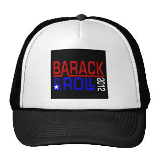BARRACK AND ROLL 2012 MESH HAT