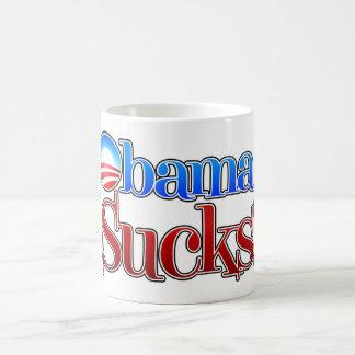 Barrack Obama Sucks Coffee Mug