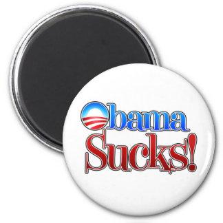 Barrack Obama Sucks Magnet