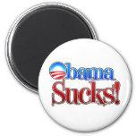 Barrack Obama Sucks Refrigerator Magnets