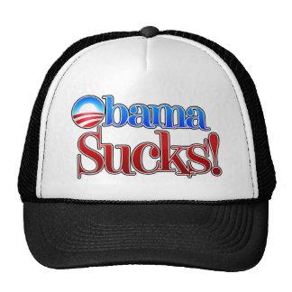 Barrack Obama Sucks Trucker Hat