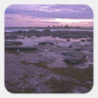 Barrack Point sunset Sticker