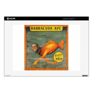 Barracuda Ape Laptop Decals