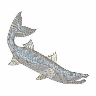 Barracuda Chamarra De Deporte Bordada
