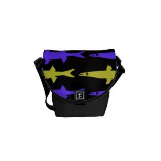 Barracuda Courier Bag