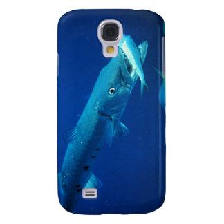 Barracuda eating its prey galaxy s4 case